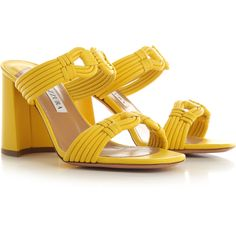 Toddler Girl Shoes, Girls Shoes, Shoes World, Blue Sandals, Aquazzura, Fashion Details, Designer Shoes, Womens Fashion, Women Sandals