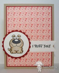 Doggie from the Cute Critter Crew stamp set - Your Next Stamp