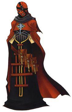 Kingdom Hearts II: DiZ