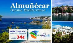 Almuñécar   #vacaciones #ofertas #turismo #agenciaviajes #viajes #mediterraneo #hernanibidaiak #bidaiak