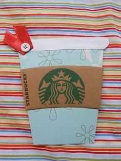 Starbucks door decs for December, maybe January?