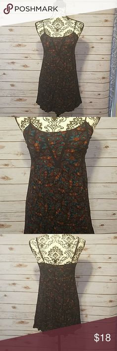 Forever 21 cute mini dress This beautiful paisley pattern dress is perfect for spring Forever 21 Dresses Mini