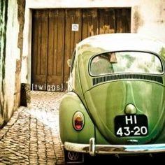 VW green-palette