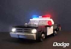 Lego Police Car