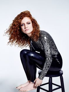 "selfie-village: ""shiningghost: Jess Glynne in awesome latex catsuit celebrity monkey Get Rich then buy a Pet Monkey. Sexy Latex, Women's Dresses, Jess Glynne, Beautiful Redhead, Beautiful Women, Latex Fashion, Fetish Fashion, Women's Fashion, Latex Girls"