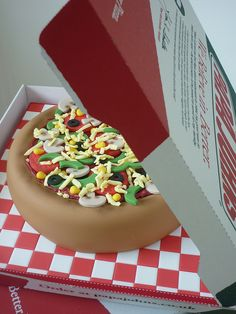 This pizza cake looks great. #BetterSummer #PapaJohns Contest Rules: http://papajohns.com/bettersummer