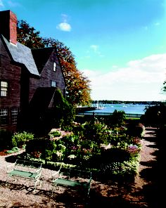 House of the Seven Gables and its beautiful seaside gardens Salem Witch Trials, Seaside Garden, Nathaniel Hawthorne, Local Attractions, North Shore, New Hampshire, East Coast, Day Trips, Massachusetts