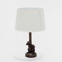 LAMPE MIT AFFEN AM FUSS - Beleuchtung - Dekoration | Zara Home Österreich
