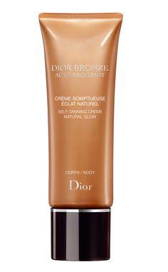 Diez prendas de verano y diez productos de belleza para lucirlas: autobronceador de cuerpo de Dior