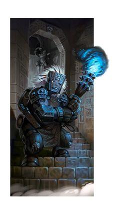 Duergar arsonist #dwarf #rpg #d&d