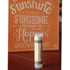 Our first #messylittlesmiles lip balm ever created! Still a HUGE favorite! #orange #honey #lipbalm #organic #organiclipbalm #natural #etsy #monday #kidsafe #healthykids #toddlerapproved #nongmo #nontoxic #handmade #lips #health #holistic #wellness #allnatural #oranges