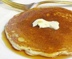 Fluffy Gluten Free Pancakes Recipe Using Everyday Ingredients by @Carla Spacher