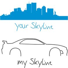 Skyline-Shirt - powered by Spreadshirt