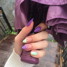 Image about almond nail art in Nails / Rings / Earrings by AtaDeniz✅ Stylish Nails, Trendy Nails, Classy Nails, Almond Nail Art, Almond Nails, Best Acrylic Nails, Acrylic Nail Designs, Minimalist Nails, Fire Nails