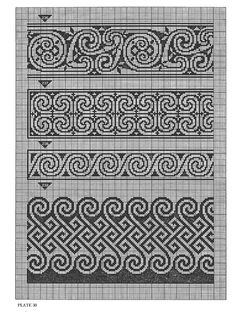 Excellent Photographs Needlepoint patterns fair isles Concepts 65 ideas for knitting charts border fair isles 65 ideas for knitting charts border fair isles… # Fair Isle Knitting Patterns, Knitting Charts, Loom Patterns, Knitting Stitches, Knitting Designs, Free Knitting, Knitting Tutorials, Vintage Knitting, Loom Knitting