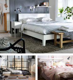 nordli bettgestell wei fjellse bettgestell kiefer hemnes bettgestell wei - Schlafzimmerideen Des Mannes Ikea