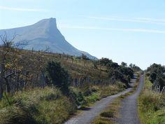 Benwiskin, Co. Sligo by Ireland by Bike
