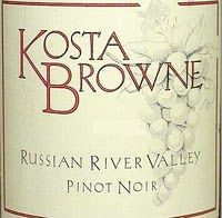 Kosta Browne Pinots