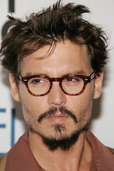 The best WTF hairstyles of Johnny Depp