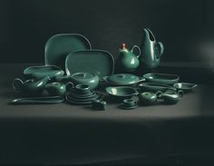The American Modern line of tableware - Russel Wright
