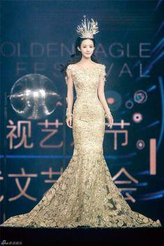 Zhao Li Ying - Golden Eagle Goddess 2014
