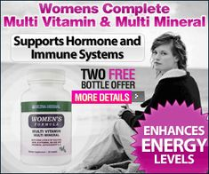 Multi Vitamin for Her ~ Health and Beauty Tips &Tricks