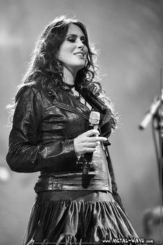 Sharon Den Adel NOTP9 by Metal-ways.deviantart.com on @deviantART