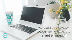 6 Reasons Why #Entrepreneurs Should Strive For Efficiency    http://www.rescuemeassistance.com/blog/6-reasons-why-entrepreneurs-should-strive-for-efficiency