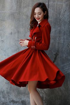 Hey, I found this really awesome Etsy listing at https://www.etsy.com/ca/listing/473915441/wine-red-wool-winter-coat-dress-coat