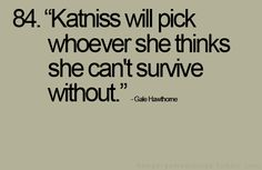 The Hunger Games - Gale