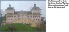 Wolfsthurn castle in South Tyrol South Tyrol, Northern Italy, Castle, Mansions, House Styles, City, Image, Mansion Houses, Manor Houses