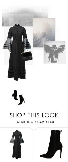 """""""on wings"""" by paperdollsq ❤ liked on Polyvore featuring ALDO and Givenchy"""