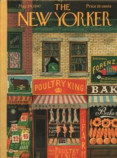 The New Yorker May 24 1947