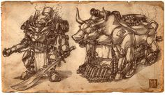 Detailed pencil concept art by character designer James Ng. Steampunk illustrations were commissioned for various projects. Steampunk Illustration, Black Layers, Pencil Illustration, Sci Fi Art, Dark Art, Art Reference, Concept Art, Medieval, Character Design