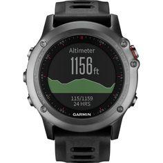 New #garmin fenix 3 grey gps running triathlon glonass #sports watch full #warran, View more on the LINK: http://www.zeppy.io/product/gb/2/162259043688/