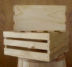 inexpensive wooden crates - Wooden Crates Hobby Lobby