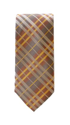 Steven Land Ties Big Knot | BW96 | Brown $49 #StevenLand #Style 3 1/2 inch wide Tie & Hanky set | 100% Silk