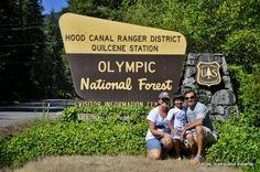 Olympic National Park, em Washington State, Estados Unidos - modo de usar