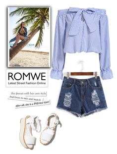 """""""Romwe Contest"""" by irma-06 ❤ liked on Polyvore featuring Paloma Barceló"""