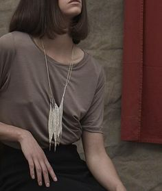 Together, necklace by Ria Lins | Design Vlaanderen http://designvlaanderen.be/product/together