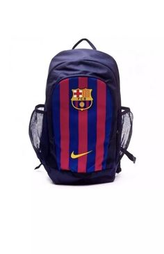 d93ce06658f4 Nike FC Barcelona Stadium Backpack bag BA5363-451 Book Bag School Bag  Soccer  Nike