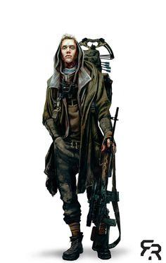 survival game concept art - Google Search
