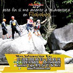 Este fin de semana si me aviento a la #aventura en #filobobos http://www.filobobos.com #Veracruz #turismo