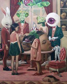 'Endearment' by Roby Dwi Antono