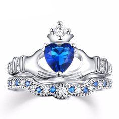 Love Sapphire Ring
