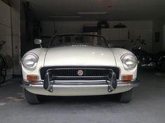 1970 MG MGB - AutoShrine Registry