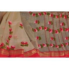 Bengal Cotton Saree