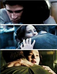 Gale and Katniss | The Hunger Games, Catching Fire and Mockingjay Part 1