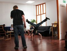 Energy Boosting Techniques in Coworking Spaces: http://www.deskmag.com/en/energy-boosting-techniques-in-coworking-spaces-659