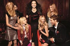 First Glimpse At L'Wren Scott's Banana Republic Holiday Collection